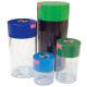 Bote Coservacion Trasparente 0.06 LT Tight Vac BOTES HERMÉTICOS