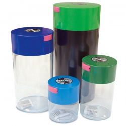 Bote Coservacion Trasparente 0.12 LT Tight Vac