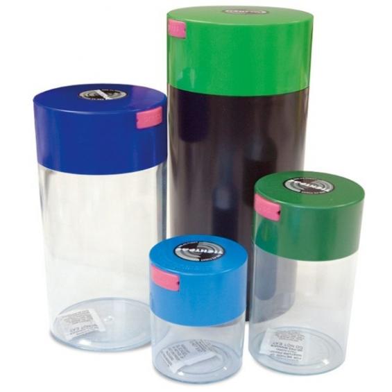 Bote Coservacion Trasparente 2.35 LT Tight Vac  BOTES HERMÉTICOS