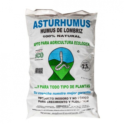 Asturhumus 5lt (2.5kg)