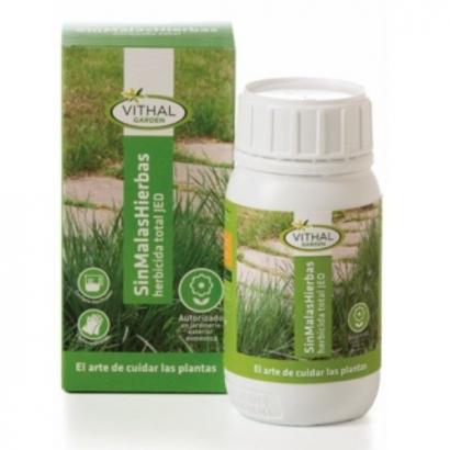 Herbicida Sinmalashierbas 250ml Vithal Garden VITHAL GARDEN INSECTICIDA, FUNGICIDA, HERBICIDA, TRAMPAS