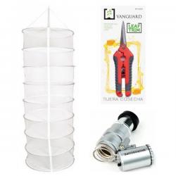 Kit de recolección y secado básico  Recolección y Secado