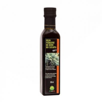 Aceite de Cáñamo Bio 250ml Aceite y semillas de cañamo