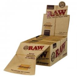 Caja RAW artesano 1/4 (15uds)