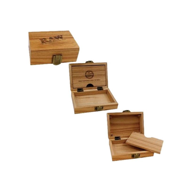Caja RAW madera RAW CAJAS