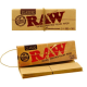 Papel RAW Connoisseur Classic 1/4 (1ud) RAW PAPEL 1/4