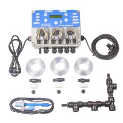 Controlador de nutrientes Kontrol (3 bombas + sonda)