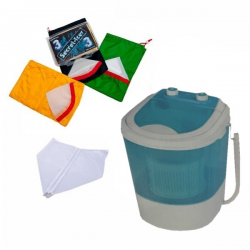 Lavadora +pirámide+Secret-icer (3 bolsas) +termómetro  Máquinas extractoras