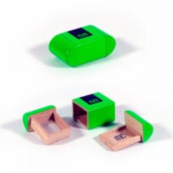 Caja de curado FUM Mini Okume Verde