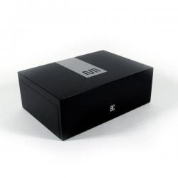 Caja de curado FUM Grande Okume Negra