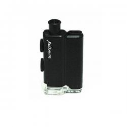 Microscopio mini lumagny 60 a 100x con luz