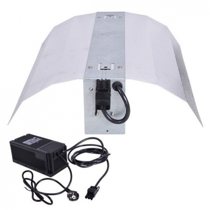 Kit ETI Agro 600w Clase 2 (balastro + reflector)