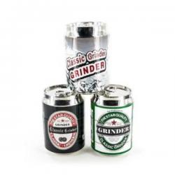Grinder 3 partes lata bebida 30mm