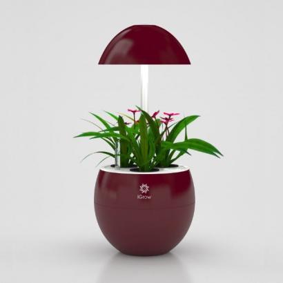 Urbangreen I-Grow 3 Rojo ESPACIO DE CULTIVO