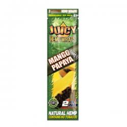 Blunt Juicy Hemp Wraps Mango y Papaya (1 unidad) Juicy Jay Blunts