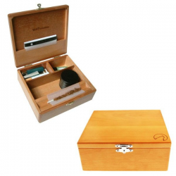 Caja T3 deluxe (185x1700x60mm)  CAJAS DE FUMADOR