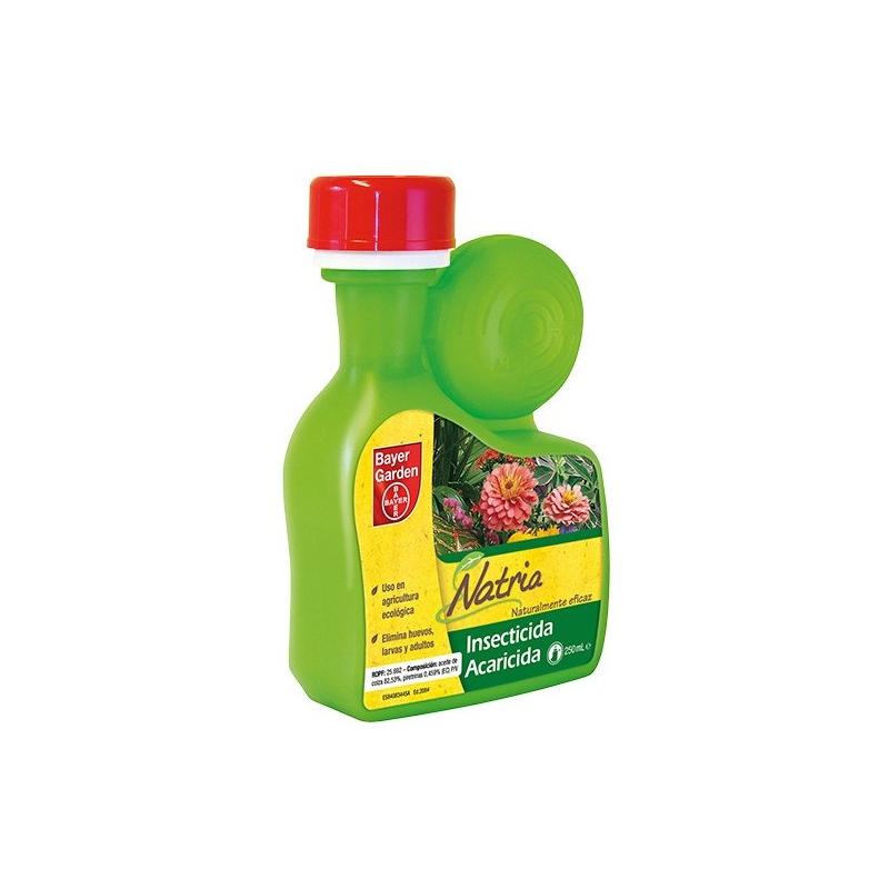 Natria Insecticida Acaricida 100% Natural Bayer Garden BAYER GARDEN  INSECTICIDAS BIO