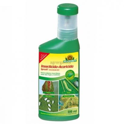 Insecticida Acaricida Spruzit 500ml Neudorff