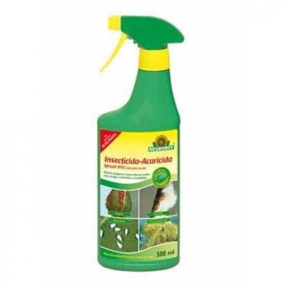 Insecticida Acaricida RTU Spruzit 500ml Neudorff