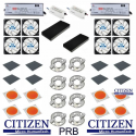 Luminaria LED 2 x 160w Citizen PRB horticultura