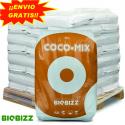 Sustrato Coco Mix 50lt Biobizz ( palet 60 sacos )