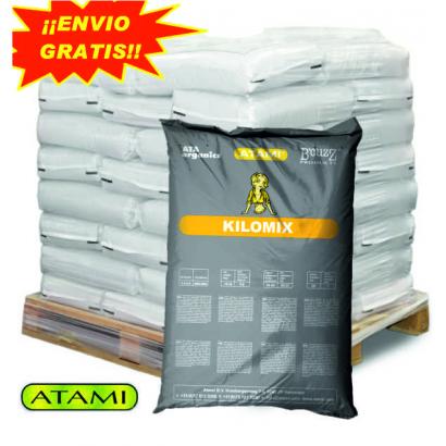 Sustrato Kilomix 50LT Atami (palet 70 sacos) ATAMI SUSTRATO ENRIQUECIDO