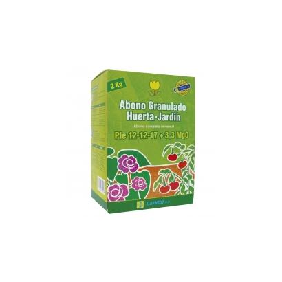 Abono universal granulado ( 12-12-17+2 mgo) OTRAS MARCAS