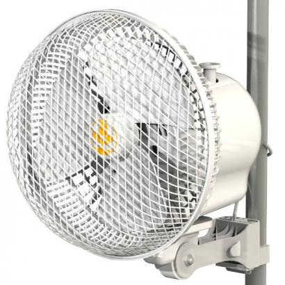 Ventilador Oscilante con clip pinza Secret Jardin