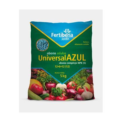 Abono Universal Azul Fertiberia 5kg OTRAS MARCAS