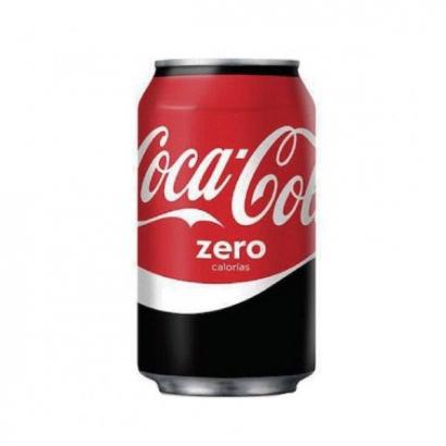 Lata de Ocultación Coca Cola Zero
