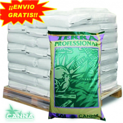 Sustrato Terra Profesional 50LT Canna ( palet 60 sacos )