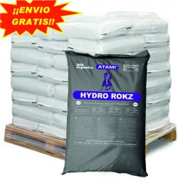 Hydro Rokz 45LT B´cuzz( PALET DE 50 SACOS )