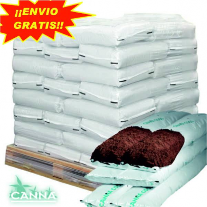 Slab Canna Coco Medium 1mt ( PALET 200 SLABS ) CANNA LADRILLOS Y SLABS