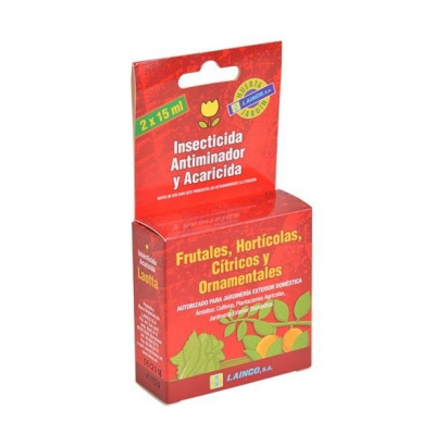Acaricida - Insecticida 2x15ml (Abamectina 1,8g/l)
