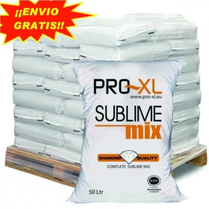 Sustrato Sublime Mix 50lt Pro XL ( PALET 70 SACOS ) PRO-XL SUSTRATO LIGHT