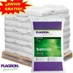 Sustrato Bat Mix 50lt Plagron (PALET 55 SACOS)