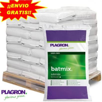 Sustrato Bat Mix 50lt Plagron