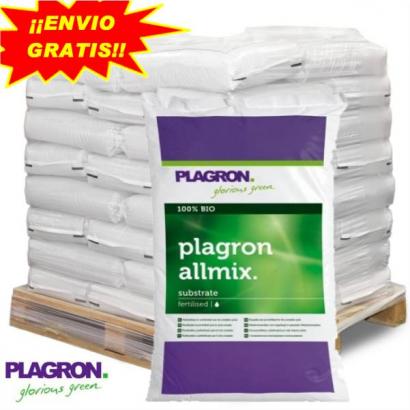 Sustrato All Mix 50lt Plagron