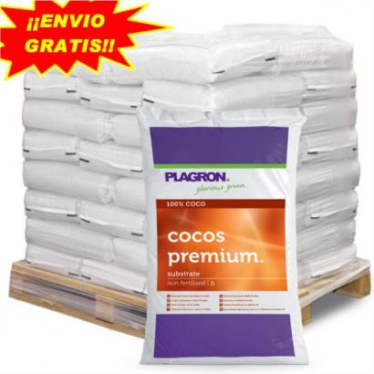 Sustrato Cocos Premium 50lt Plagron