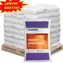 Sustrato Coco Premium 50lt Plagron (PALET 60 SACOS)