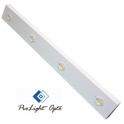 luminaria LED 60w Prolight Opto CRI80 (barra 50cm)