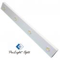 luminaria LED 200w Prolight Opto CRI80 (barra 100cm)
