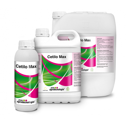 Cetilo Max 1lt Agrotecnología FORTIFICANTES