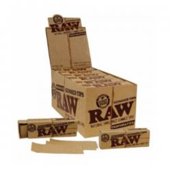 Caja Boquillas RAW Gummed classic (24 libritos)
