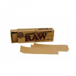 Boquillas RAW Gummed classic (1 librito) RAW BOQUILLAS Y FILTROS