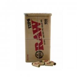 Caja Boquillas RAW Prerolled (1ud)