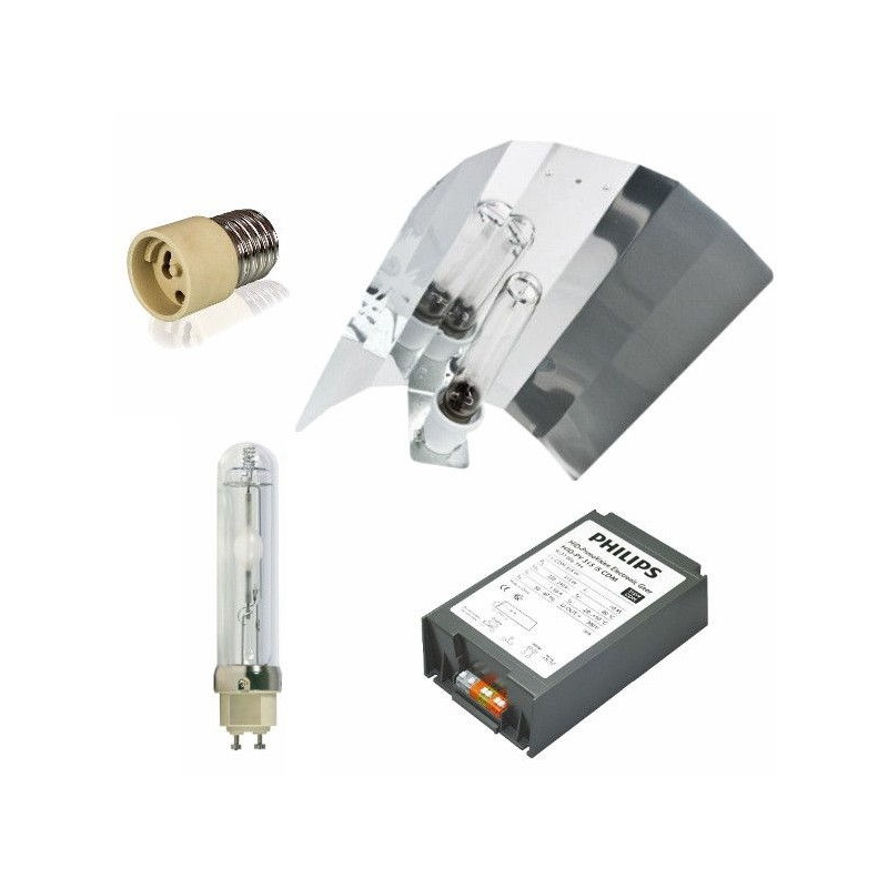 Kit LEC 315w/400v Philips +bombilla Green Power marca blanca) Otros LEC