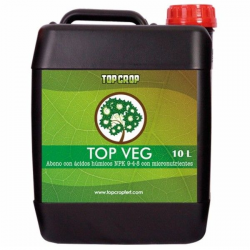 Top Veg 10lt Top Crop