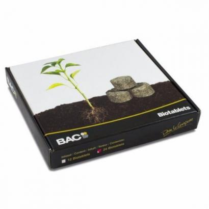 Biotablets 24 unid BAC