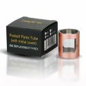 Aspire pirex glass para pockex (1ud) rose gold
